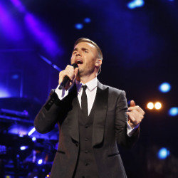 Gary Barlow of Take That
