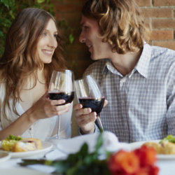 Impress your date with your wine choice