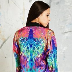 Paradise in a jacket from Textile Federation