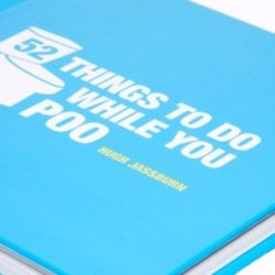52 Things To Do While You Poo Book