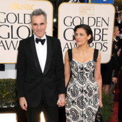Daniel Day Lewis and Rebecca Miller (Credit: Famous)