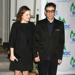 Elisabeth Moss and Fred Armisen (Credit: Famous)