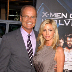 Camille Donatacci and Kelsey Grammer (Credit: Famous)