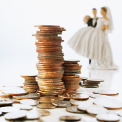 The wedding industry is worth a massive £10 billion
