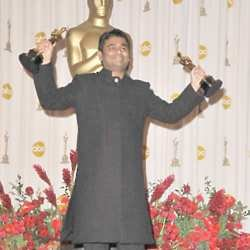Golden Globe winner A.R Rahman