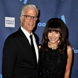 Ted Danson and Mary Steenburgen (Credit: Famous)