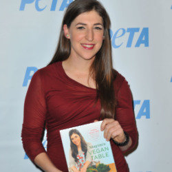 Mayim Bialik for PETA