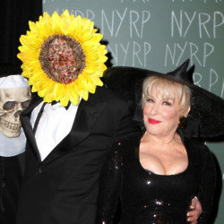 Bette Midler and Martin Von Haselberg (Famous)