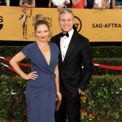 Eric Dane and Rebecca Gayheart (Credit: Famous)