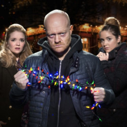 The Branning Family lost Abi last night / Credit: BBC