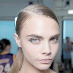Cara Delevingne at Acne Spring Summer 13