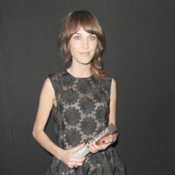 Alexa Chung and her awards