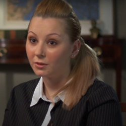 Amanda Berry in an interview about her ordeal / Picture Credit: BBC Newsnight on YouTube