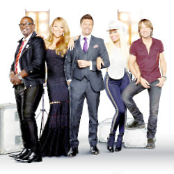 American Idol season 12 judges
