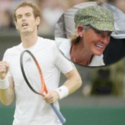Murray - Andy is relaxed