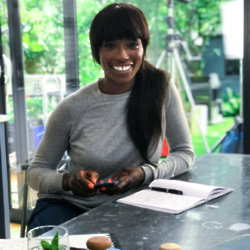 Lorraine Pascale chats all about the Eating For 2 campaign