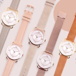 The stunning lineup of Ashley May timepieces