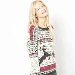 We love this Christmas jumper from ASOS