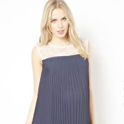 We love this flattering ASOS maternity dress that's perfect for a wedding