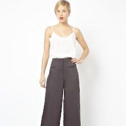 Spring Fashion 2014: Wide Leg Trousers