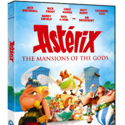 Asterix: The Mansions of the the Gods