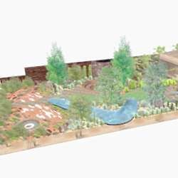 Australian Garden Coming To Chelsea Flower Show