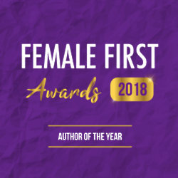 Female First 2018: Author of the Year