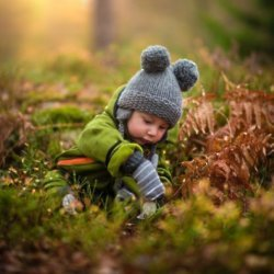 Why the outdoors is the best medicine for toddlers