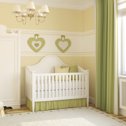 What does your baby's nursery room look like?