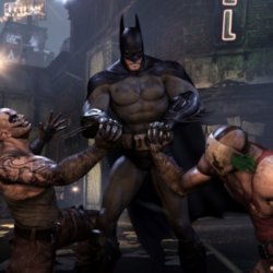 Looking good Batman: Arkham City