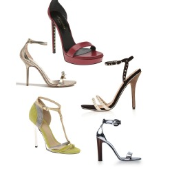 Barely There Sandals are a must have this season