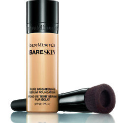The new bareMinerals foundation is available now nationwide