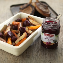 Winter Warmers: Roast Beetroot and Root Vegetables