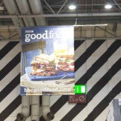 The BBC Good Food Show was held in Birmingham