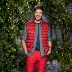 BBC Radio 1 DJ Jordan North is competing in this year's I'm A Celeb / Picture Credit: ITV