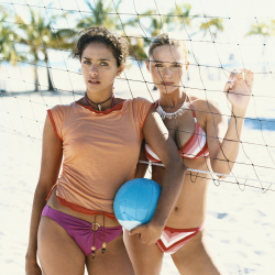 Men Voted Beach Volleyball The Sexiest Sport