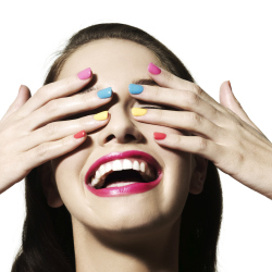 Get some tips from the free Nail Art Festival taking place this summer