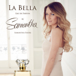 Samantha Faiers' first fragrance will be released in June