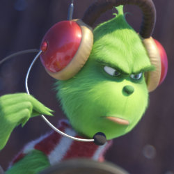 The Grinch is one of Britain's favourite Christmas films