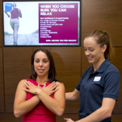 Beth Tweddle shares her tips for safe exercise