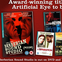 Win Artificial Eye DVD Bundle