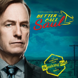 Better Call Saul S3 is available on UK Netflix now