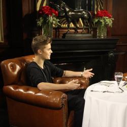 Oprah Winfrey Asks Justin Bieber About Being In A Relationship