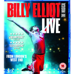Billy Elliot The Musical Live Blu-Ray