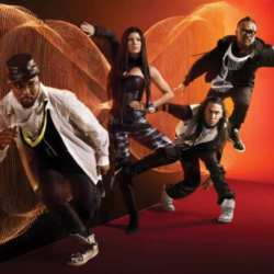 Black Eyed Peas Grab The Number One Spot