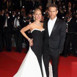 Blake Lively and Ryan Reynolds hit the red carpet in Cannes