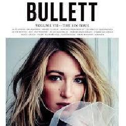 Blake Lively covers Bullett