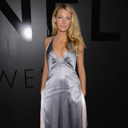 Blake Lively made her first public appearance since her wedding