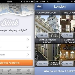 Save on hotel deals with Blink Booking