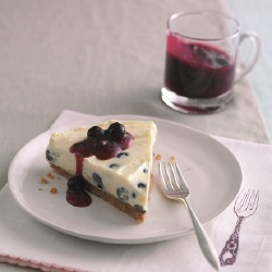 Sweet Treat: Blueberry and Lemon Tart Recipe